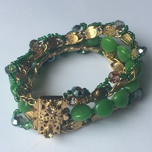 Very cool vintage bracelet 💕
